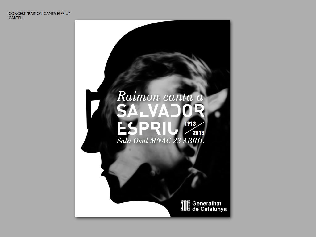Any SALVADOR ESPRIU