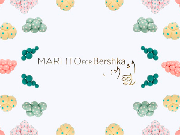BERSHKA | MARI ITO FOR BERSHKA
